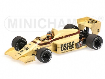 Minichamps 860018 Arrows A8 F.1 BMW #18 1986